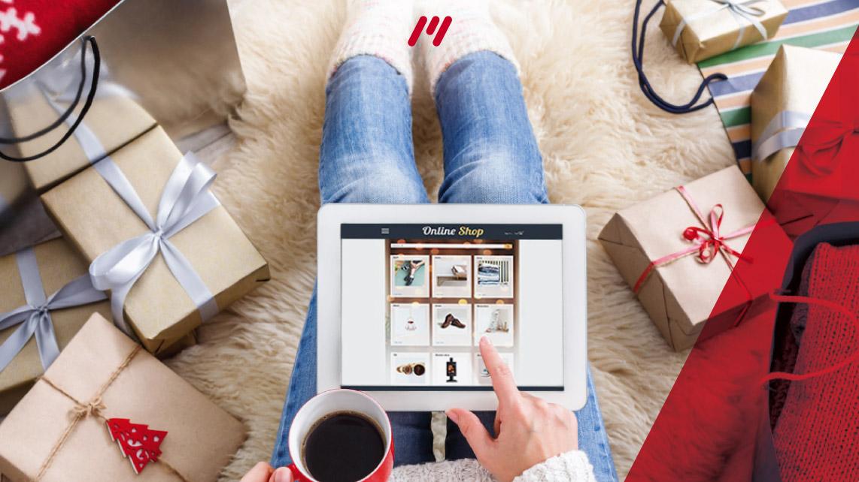 E-commerce: a Natale i regali si fanno online