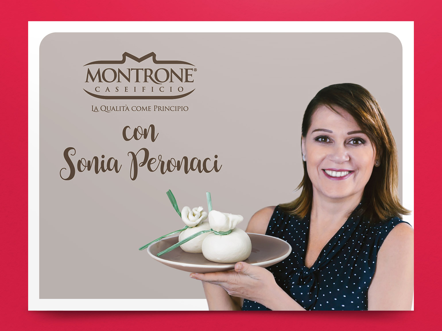 Mad Fever - Montrone Sonia Peronaci show cooking